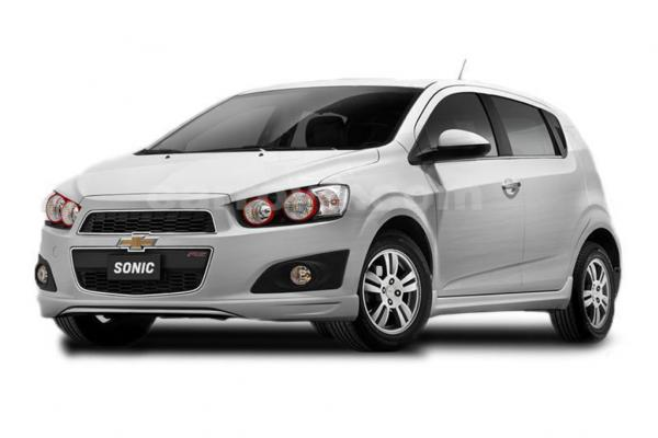 CHEVY SONIC 1.4 LS HATCH BACK